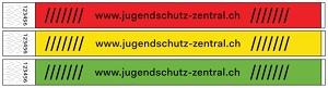 Kontrollbändeli: Farbsatz 2